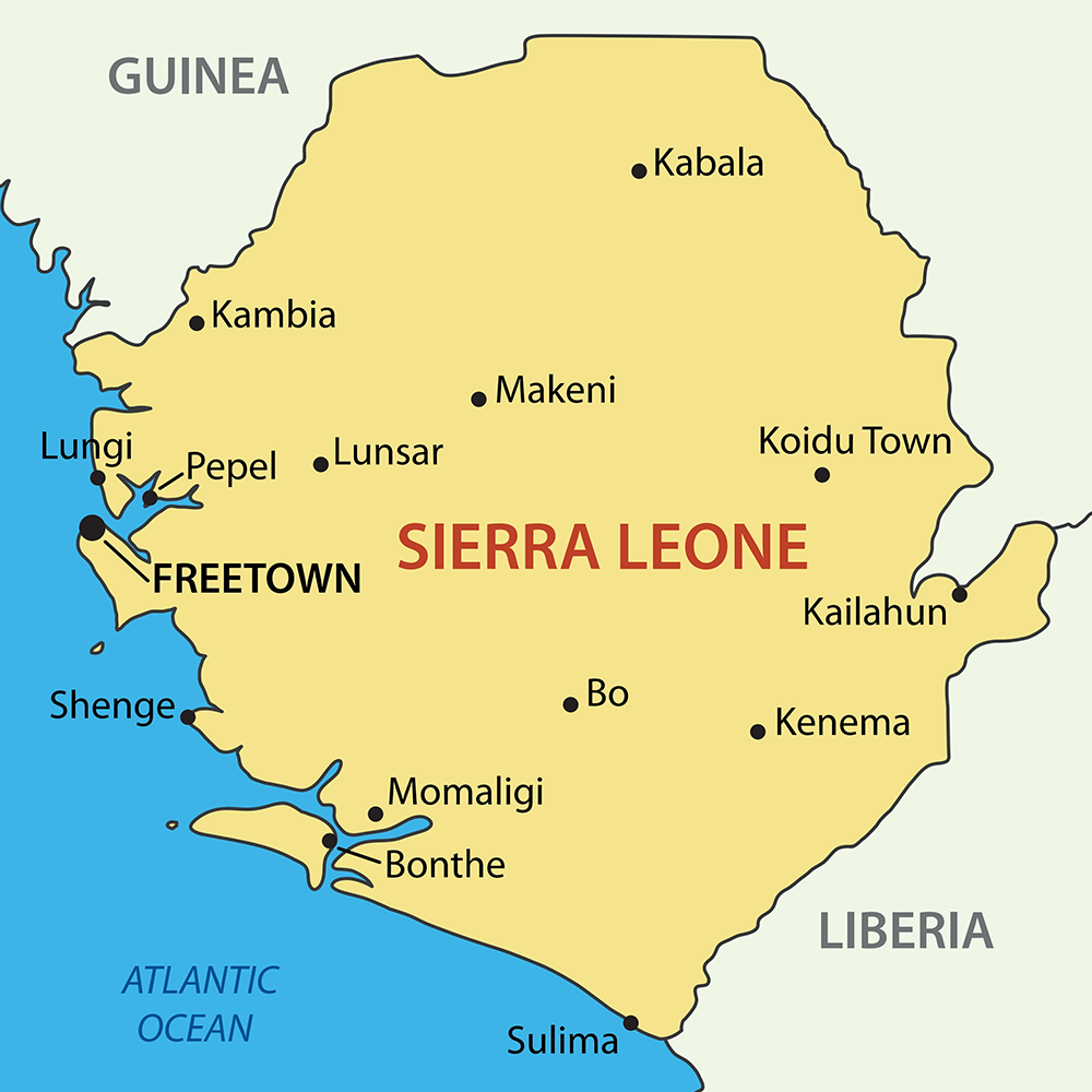 Alex Russell Trust - An Introduction to Sierra Leone